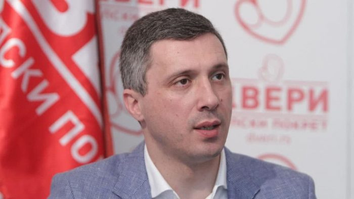 Obradović: Bez prelaska dela birača vlasti na stranu opozicije nema pobede nad režimom 1