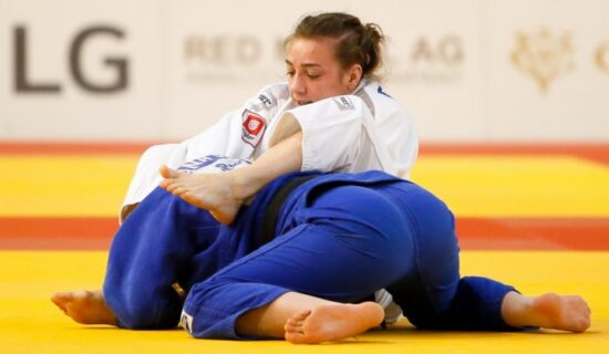 Marica Perišić iponom do osmine finala u džudou 7