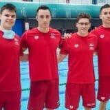 Plivači Srbije osvojili deseto mesto u Tokiju uz novi nacionalni rekord 2
