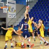 Mladi košarkaši odigrali prvi trening meč sa selekcijom Severne Makedonije 12