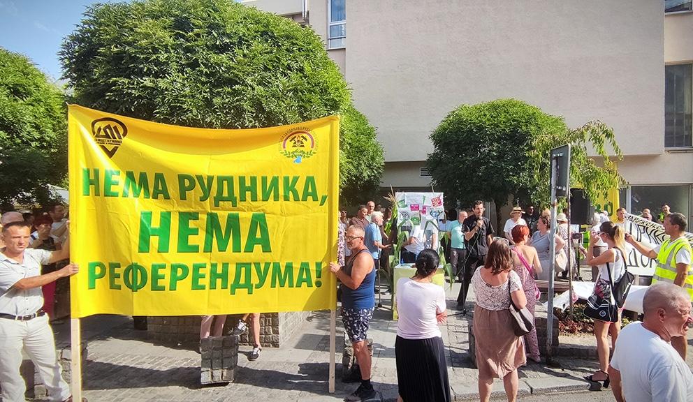Ne davimo Beograd: Napadaju nas kada nemaju odgovor na naše argumente 1