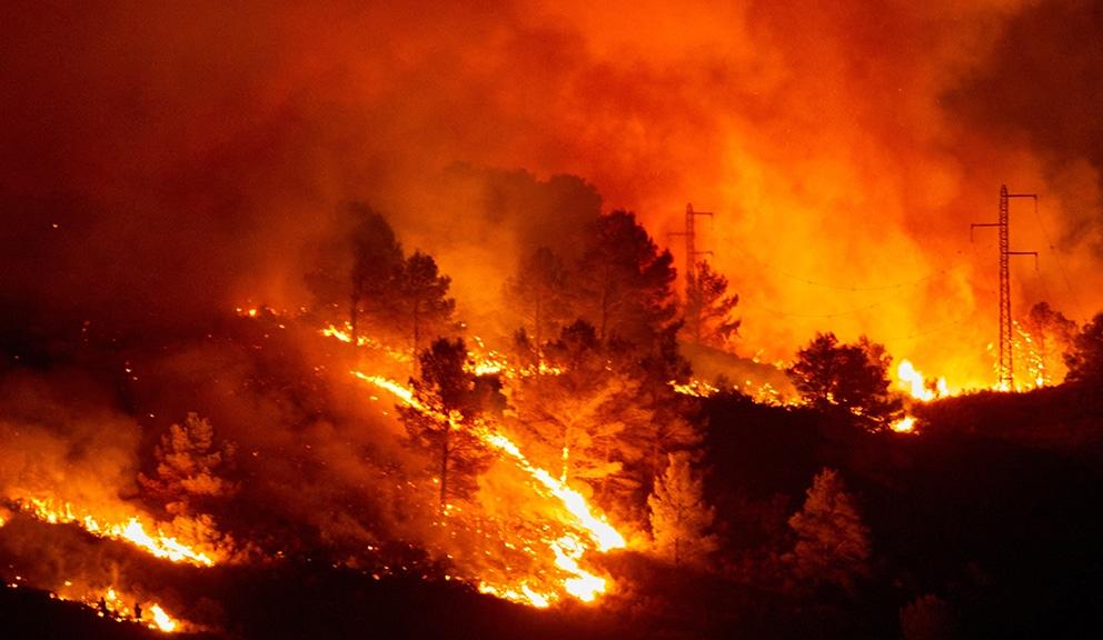 Italija traži pomoć od suseda zbog požara na Sardiniji 1