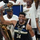 Milvoki nakon 50 godina osvojio titulu u NBA ligi 2