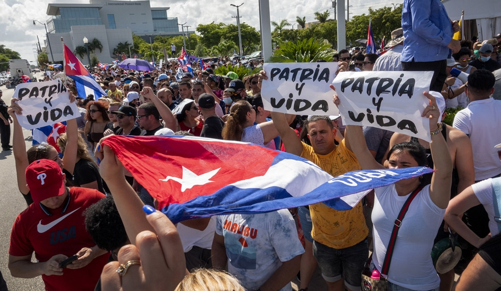 Gotovo 60 Kubanaca na sudu zbog učešća na protestima 11. jula 38