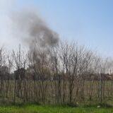 Požar u blizini zrenjaninske deponije 10