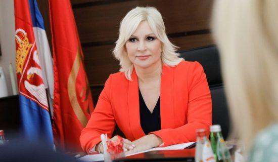 Zorana Mihajlović: Ima dovoljno struje, gasa i toplotne energije, niko se ove zime neće smrzavati 13