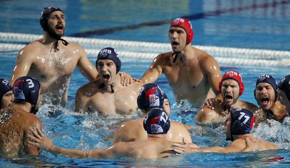 Vaterpolisti Srbije u polufinalu Olimpijskih igara 1
