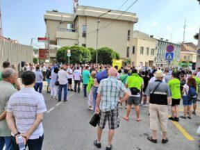 Građani u Loznici protestovali protiv Rio Tinta (FOTO) 4