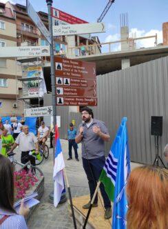 Građani u Loznici protestovali protiv Rio Tinta (FOTO) 2
