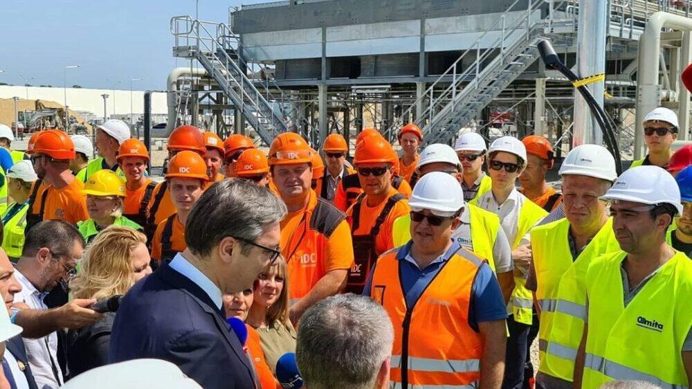 Vučić u Velikoj Plani: Izgradnja gasovoda velika stvar za Srbiju, ipak se ne zna da li će cena gasa biti manja 1