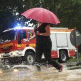 Poplave u delovima zapadne i centralne Evrope posle jake kiše 7
