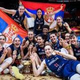 Košarkašice Srbije devete na FIBA rang-listi 1