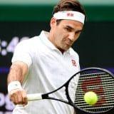 Zbog povrede kolena Federer propušta Toronto i Sinsinati 9