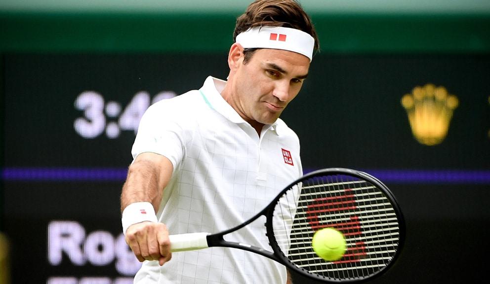 Zbog povrede kolena Federer propušta Toronto i Sinsinati 13