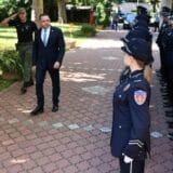 Vulin i Godfri obišli Kriminalističko-policijski univerzitet 1