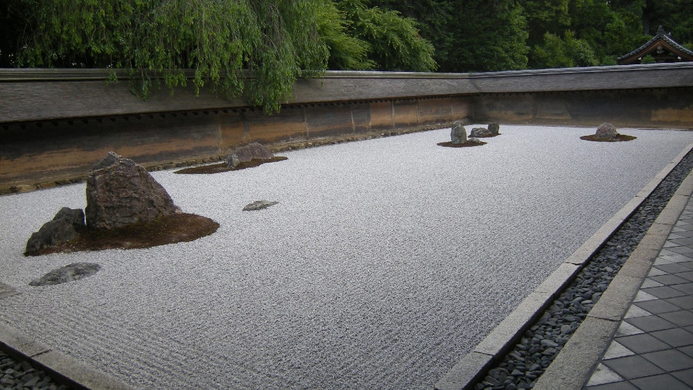 Japan (2): Meditacija u zen vrtovima Kjota 1