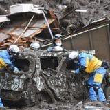 U Japanu nastavljena potraga za nestalima u klizištu, dve osobe stradale 5
