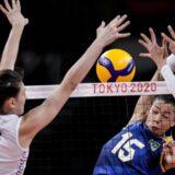 Poraz odbojkašica Srbije od Brazila na Olimpijskim igrama 9
