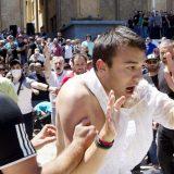 Gruzija: Na anti-LGBT protestu napadnuti novinari, Parada ponosa otkazana 12
