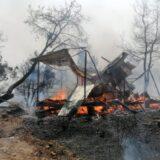 Dosad osam žrtava u požarima u Turskoj 3