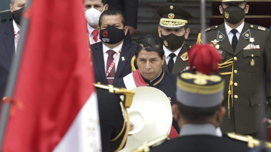 Novi predsednik Perua položio zakletvu 1