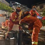 U rušenju hotela u Kini 17 mrtvih, završena potraga za preživelim 9