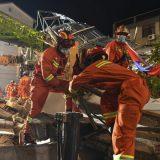 Najmanje osam ljudi poginulo u urušavanju hotela na istoku Kine 10