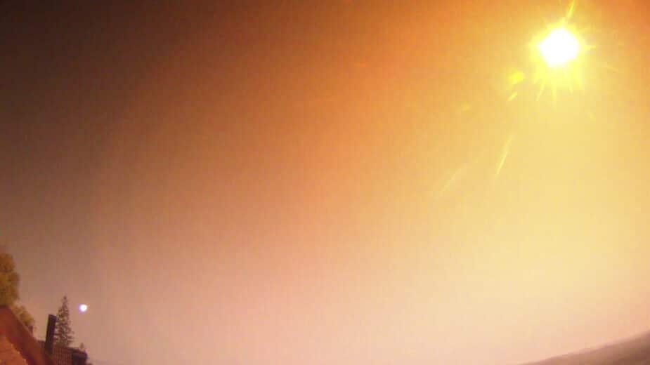 Veliki meteor osvetlio nebo u Norveškoj 1