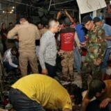 Najmanje 30 mrtvih u bombaškom napadu na pijacu u Bagdadu 6