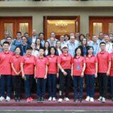 Mladi iz Evrope upoznaju se sa pripremama Pekinga za ZOI 2022 16