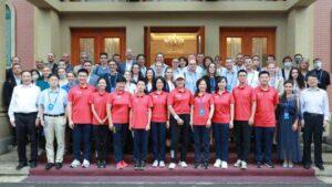 Mladi iz Evrope upoznaju se sa pripremama Pekinga za ZOI 2022 6