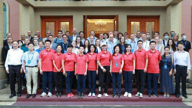 Mladi iz Evrope upoznaju se sa pripremama Pekinga za ZOI 2022 1