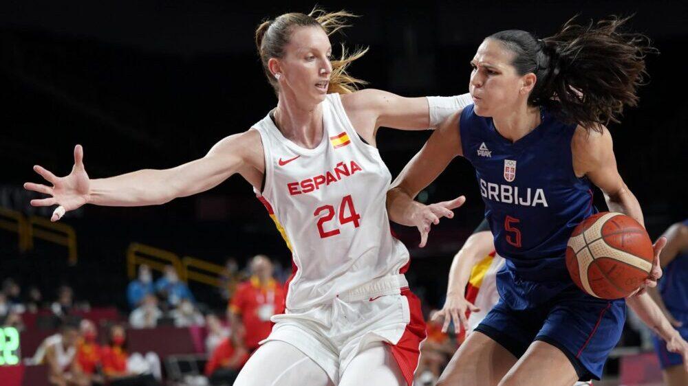 Košarkašice Srbije doživele poraz od Španije na OI, sledeći protivnik Južna Koreja 1