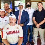 Amabasador Fabrici posetio trening srpskih paraolimpijaca 11