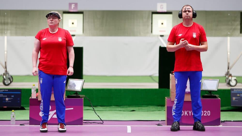 Strelci Arunović i Mikec zauzeli četvrtu poziciju na OI 1
