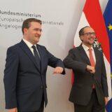 Selaković u Beču sa Šalenbergom: Dobri odnosi Srbije i Austrije 4