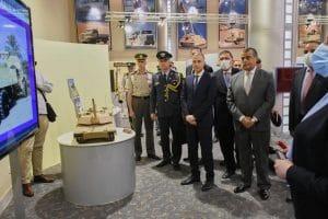 Ministar odbrane Srbije završio trodnevnu posetu Egiptu 5