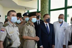 Ministar odbrane Srbije završio trodnevnu posetu Egiptu 4
