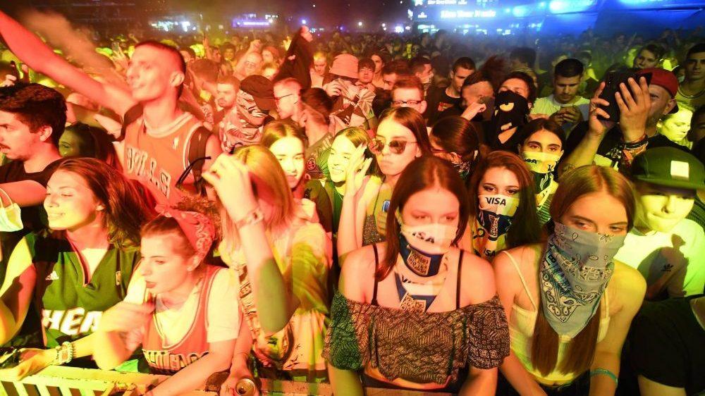 Kada su festivali sigurni od zaražavanja? 1