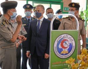 Ministar odbrane Srbije završio trodnevnu posetu Egiptu 3