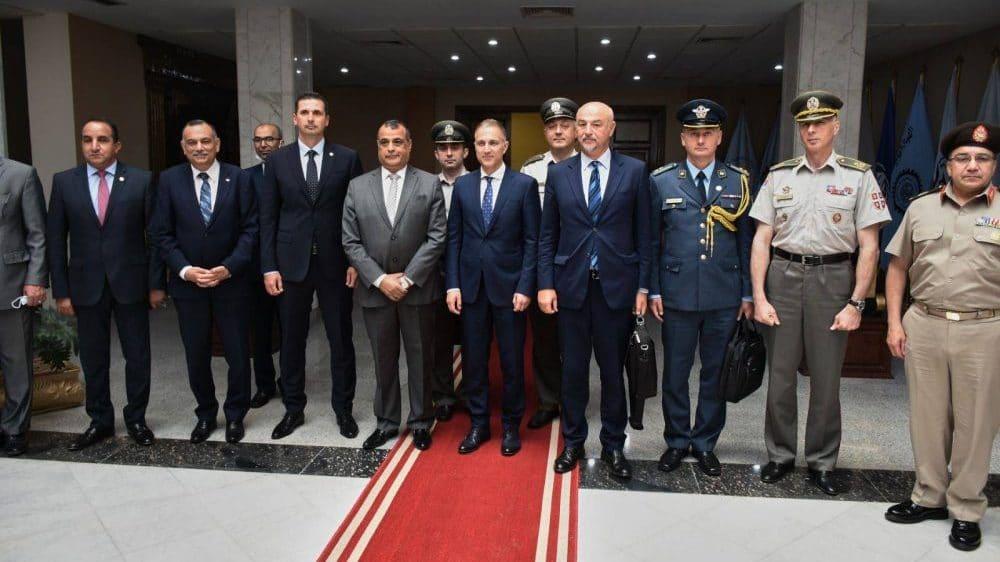 Ministar odbrane Srbije završio trodnevnu posetu Egiptu 1