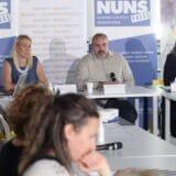 Debata: Više pritisaka i napada na novinare tokom vanrednog stanja u Srbiji 2020. godine 12