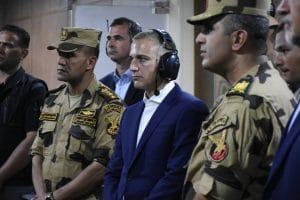 Ministar odbrane Srbije završio trodnevnu posetu Egiptu 14