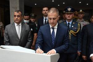 Ministar odbrane Srbije završio trodnevnu posetu Egiptu 10