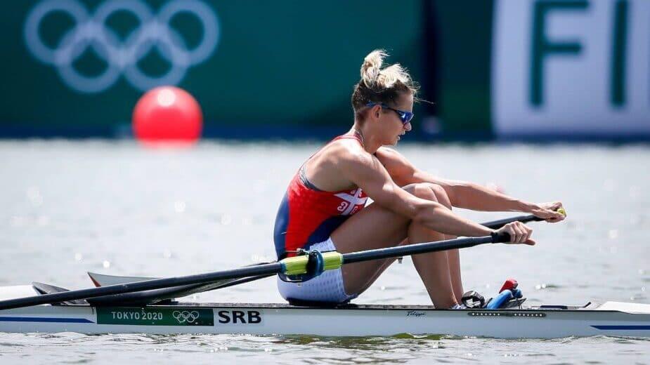 Veslačica Arsić treća u C finalu skifa na Olimpijskim igrama 1