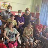 Kisić Tepavčević ponovo u nenajavljenoj poseti ustanovi za decu i mlade 14
