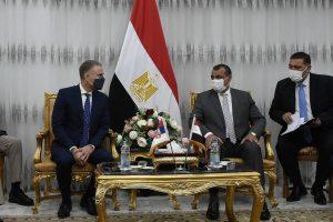 Ministar odbrane Srbije završio trodnevnu posetu Egiptu 6