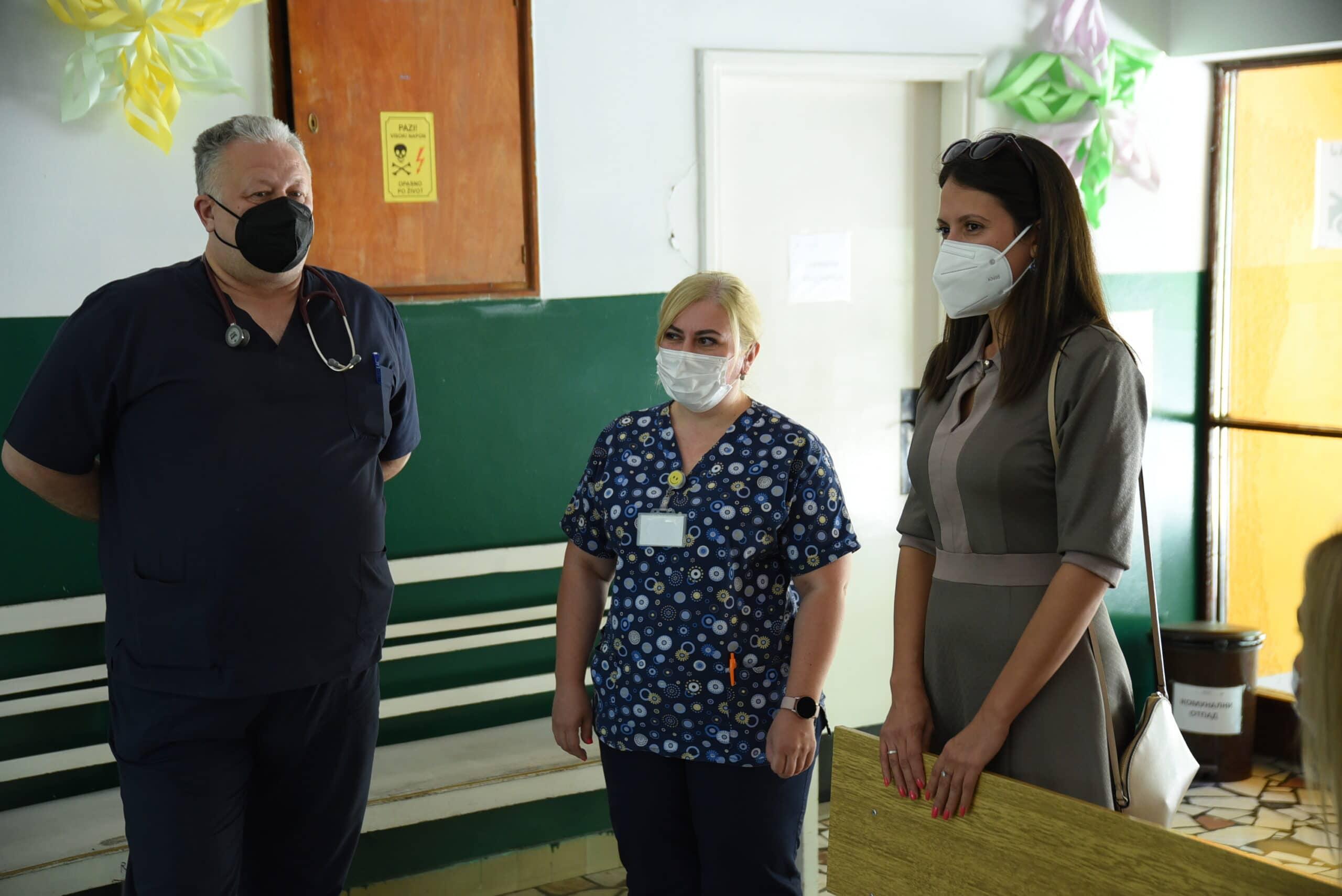 Nastavljena velika akcija opremanja dečjih klinika 2
