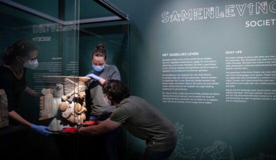 Tajne Asteka na izložbi u Holandiji 1