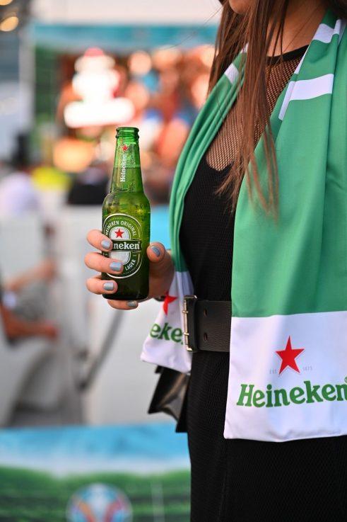 Kako je izgledalo gledanje Heineken finala UEFA EURO 2020 u Beogradu (FOTO) 5